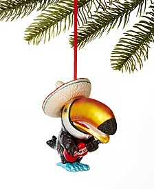 Holiday Lane Florida Toucan Ornament, Created for Macy's