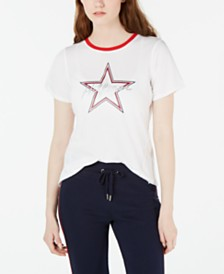 Tommy Hilfiger Sport Star Logo T-Shirt
