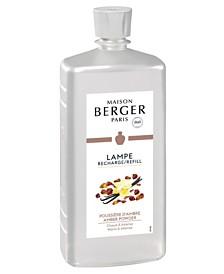 Maison Berger Paris Amber Powder Lamp Fragrance 1L