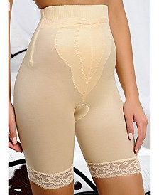 Rago High Waist Thigh Shaper in S to 2X
