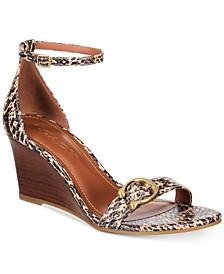 Odetta Wedge Sandals