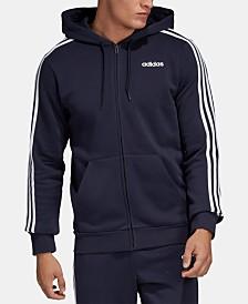 adidas Men's Essentials Fleece Zip Hoodie