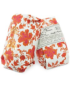 Library of Flowers Field & Flowers Soap, 5-oz.