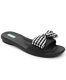 Madison Slide Sandal