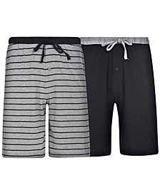 Hanes Men's Big and Tall Knit Jam, 2 Pack