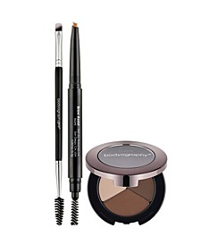 Brow Pen and Powder Kit