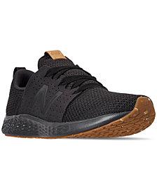 New Balance Men's Fresh Foam Sport Running Sneakers from Finish Line