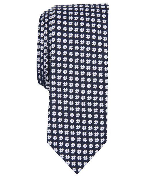 Original Penguin Men's Lomet Floral Skinny Tie