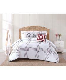 Nautical Charm 3-Pc. Full/Queen Comforter Set