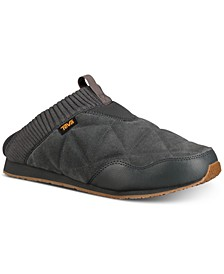 Men's Ember Moc-Toe Slippers