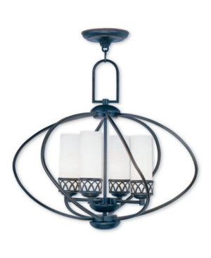 Livex Westfield 4-Light Chandelier