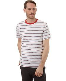 PX Short Sleeve Crew Neck, Striped Tee