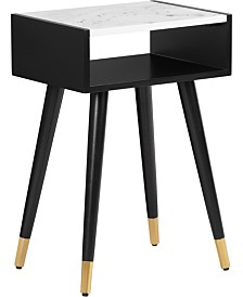 Clemintine Side Table, Quick Ship