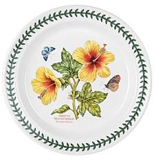 Exotic Botanic Dinner Plate