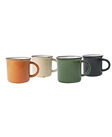 Tinware Mug Set
