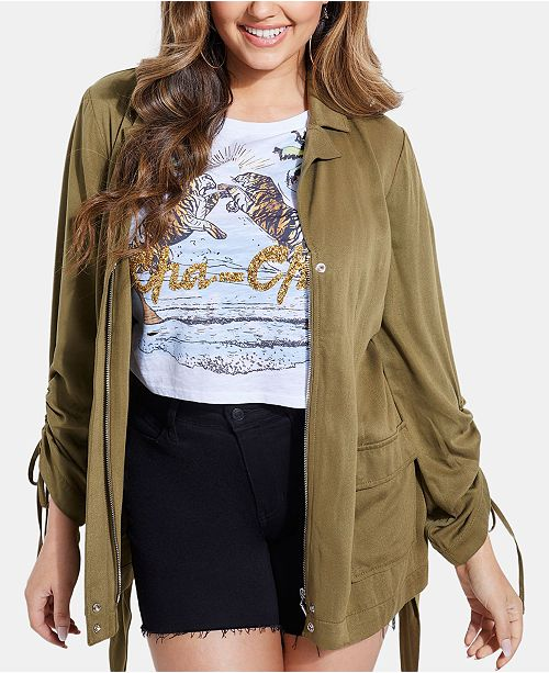 GUESS Cargo Jacket