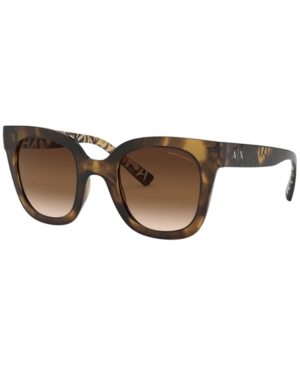 Armani Exchange SUNGLASSES, AX4087S 49