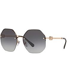 Sunglasses, BV6122B 58
