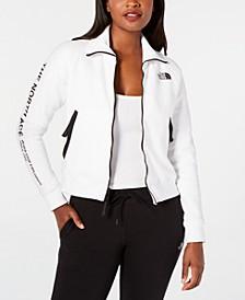 Women's NSE Logo Full Zip Jacket