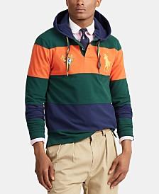 Polo Ralph Lauren Men's Basic Mesh Knit Hoodie