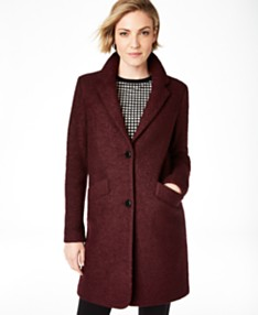 541585c76b5 Wool & Wool Blend Womens Coats - Macy's
