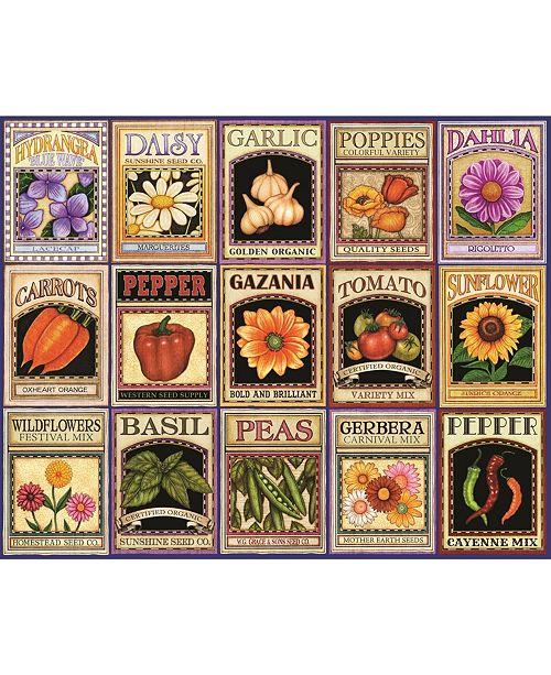 Springbok Puzzles Garden Goodness 1000 Piece Jigsaw Puzzle
