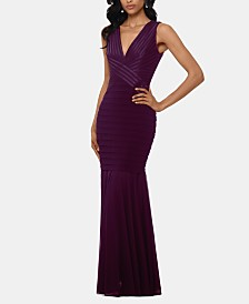 Betsy & Adam Petite Bandage Gown