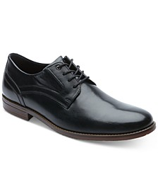 Men's Sp3 Plain-Toe Lace-Ups