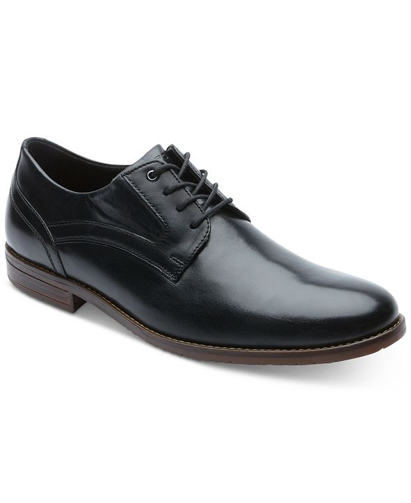 Rockport Men's Sp3 Plain-Toe Lace-Ups