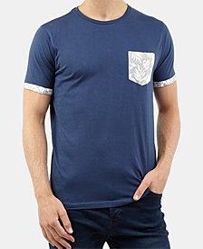 Men's Viola Printed Pocket T-Shirt