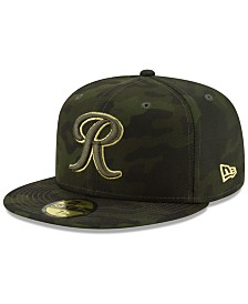 New Era Tacoma Rainiers Armed Forces Day 59FIFTY Fitted Cap