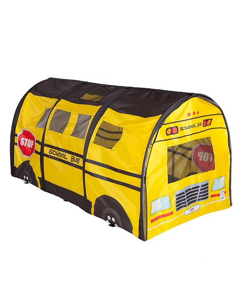 Pacific Play Tents School Bus 5 Ft D-Tunnel