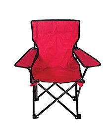Ruby Red Super Chair
