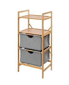 Shelf Bahari With 2 Drawers