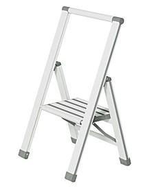 Aluminium Design 1-Step Folding Stepladder