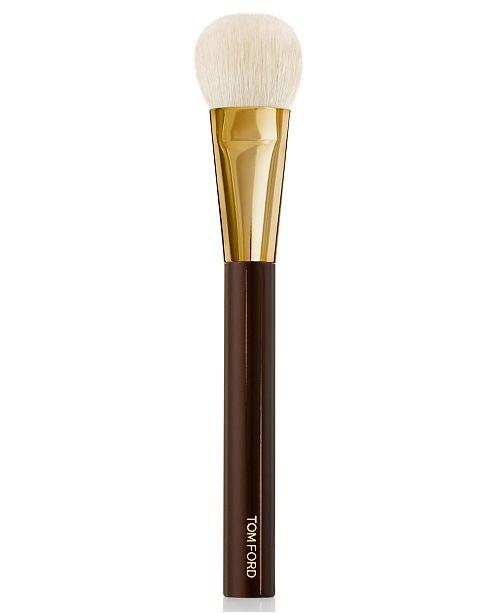 Tom Ford Cream Foundation Brush 02