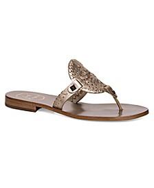 Georgica Flat Sandals