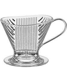 64030 Pour Over Single Cup Coffee Brewing Cone