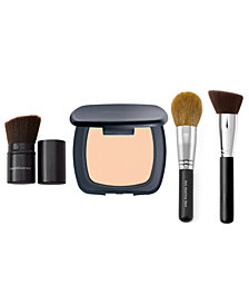 bareMinerals READY Foundation and Brushes