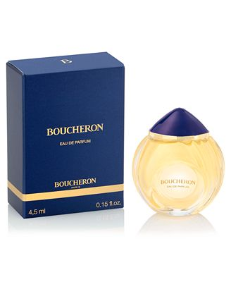Receive a Complimentary Deluxe Miniature fragrance with any $116 purchase from the Boucheron Pour Femme fragrance collection
