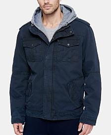 Levi's® Men's Two Pocket Hooded Trucker Jacket
