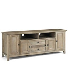 """Amherst 72"""" TV Stand, Quick Ship"""