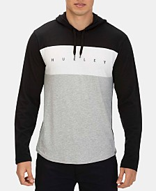 Hurley Men's Mammoth Long-Sleeve Hoodie