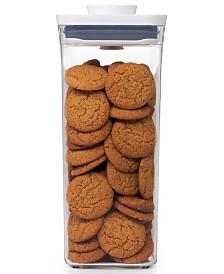Pop Rectangular Medium Food Storage Container