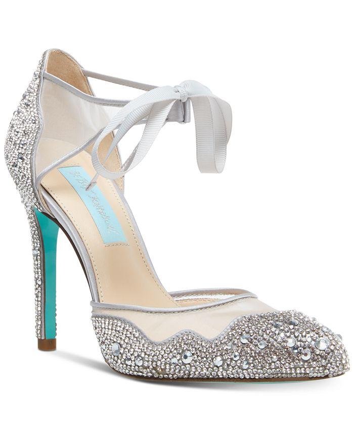 Betsey Johnson - Iris Evening Shoes