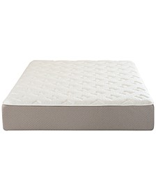 "12"" Quilted Gel Memory Foam Mattress- Twin"