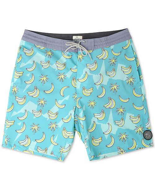 "Rip Curl Men's Bananas Man Laydays 19"" Swim Trunk"
