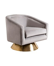 Chloe Swivel Accent Chair