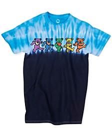 Grateful Dead Bears Men's Graphic T-Shirt
