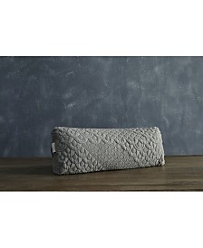 Brentwood Home Crystal Cove Buckwheat Filled Yoga Bolster Pillow